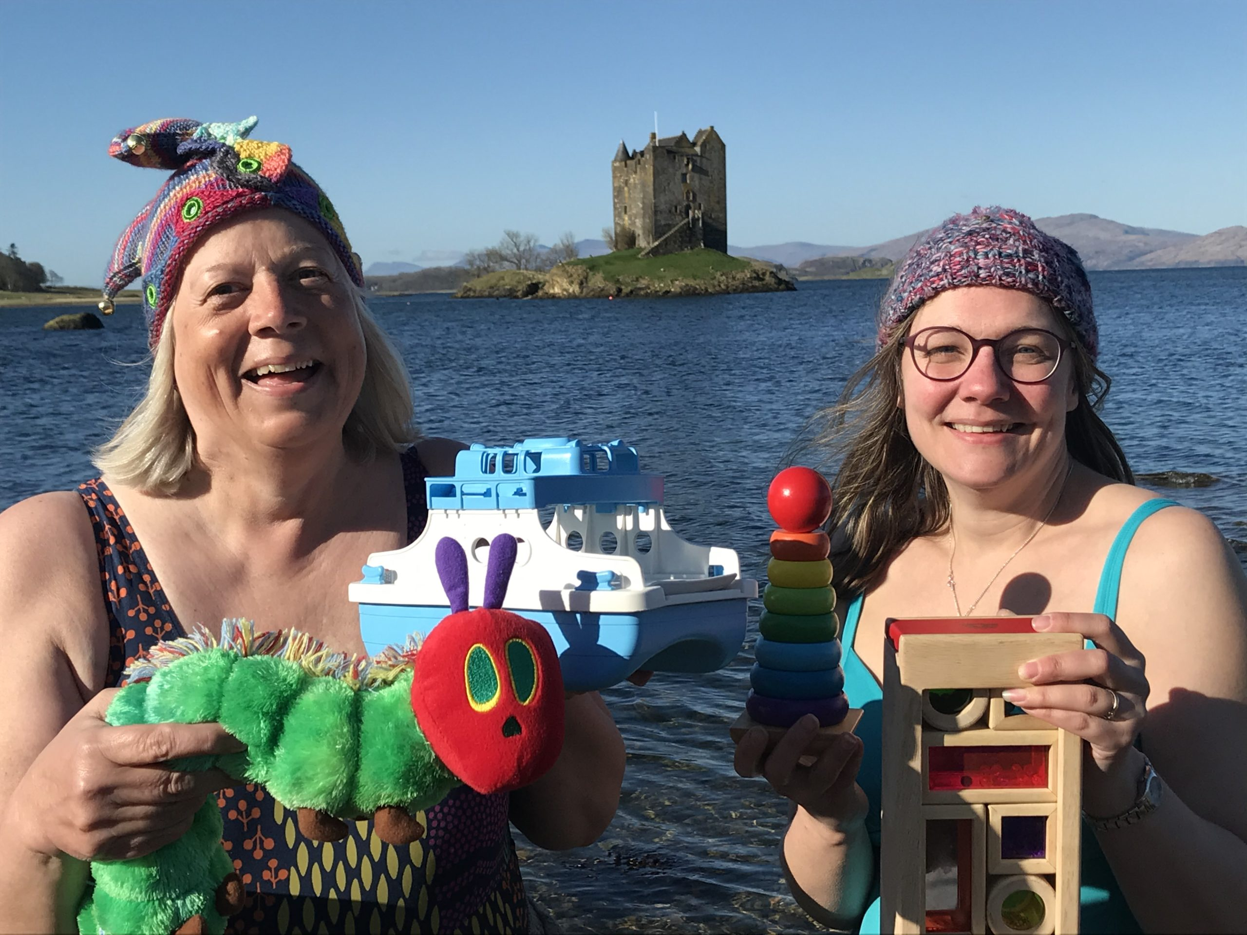 Toy cupboard supporters splash the cash | The Oban Times
