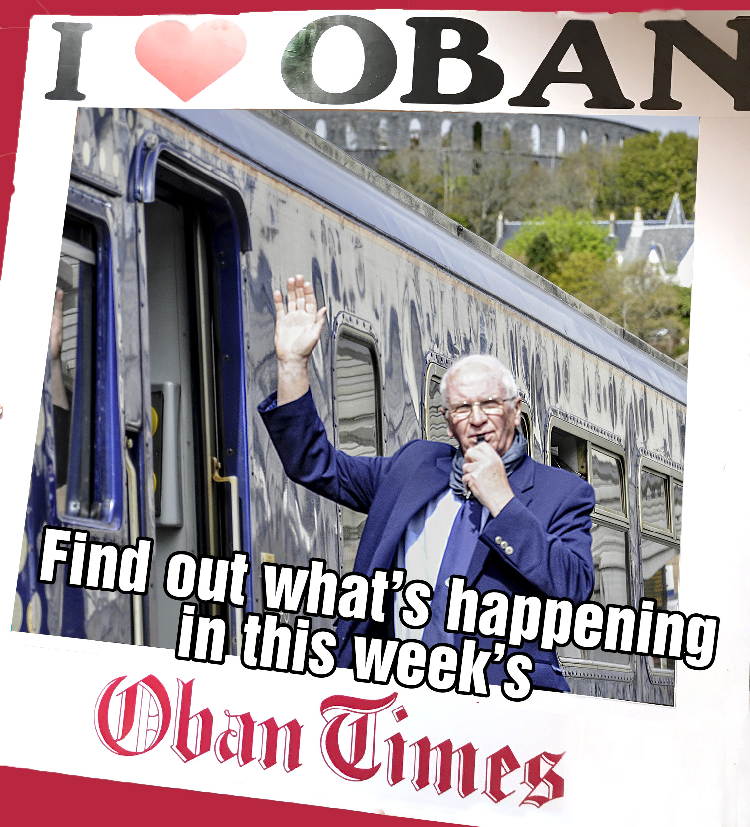 What's in This Week's Oban Times 5th May 2021 | The Oban Times